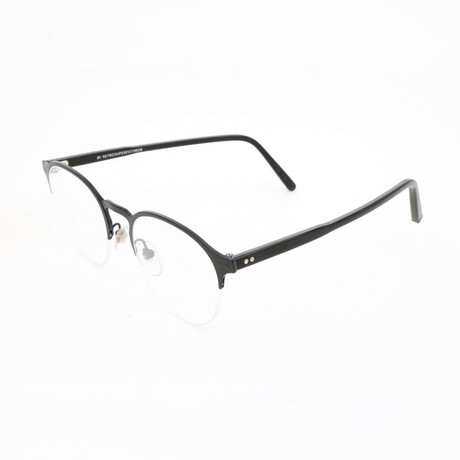 Men's N. 38 GUL Optical Frames // Black