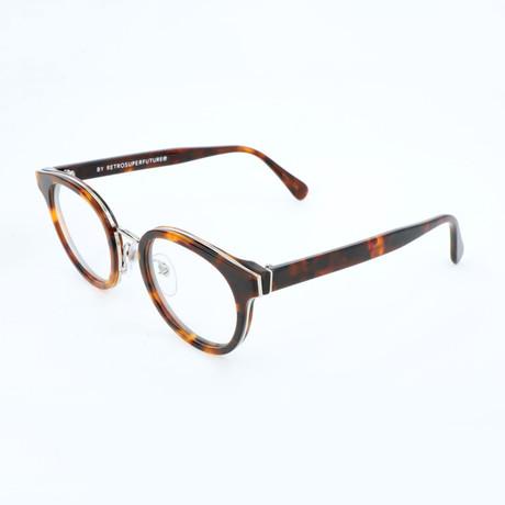 Unisex N. 22 Classic Optical Frames // Havana