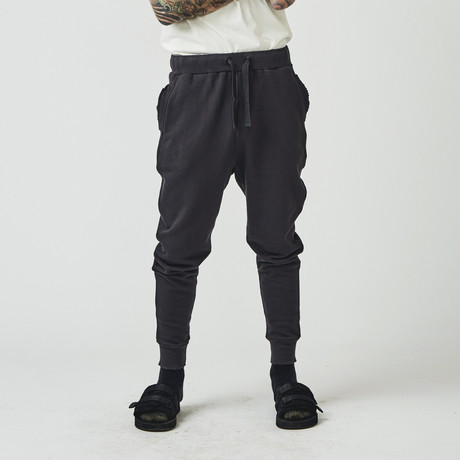 Mansie Sweat Pants // Oden Black (Small)