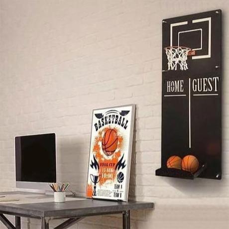 Basketball Wall Game