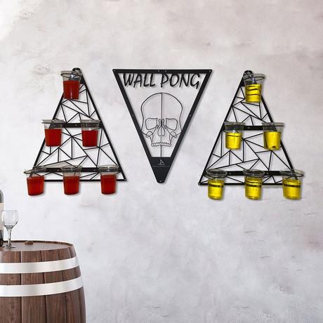 Wall Pong Wall Game