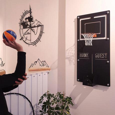 Mega Basketball Wall Game