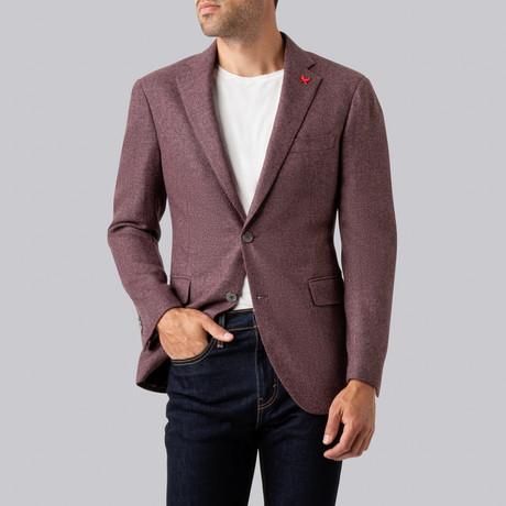 Augustus Sport Jacket // Dark Pink (US: 38R)