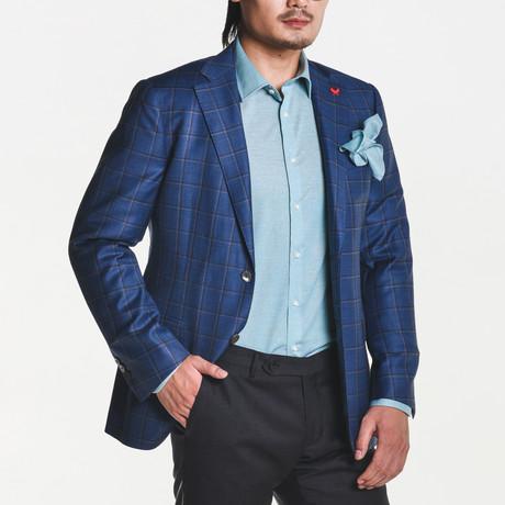 Ashton Sport Jacket // Blue Check (US: 38R)