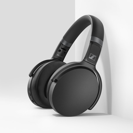 HD450BT Wireless Headphones (Black)