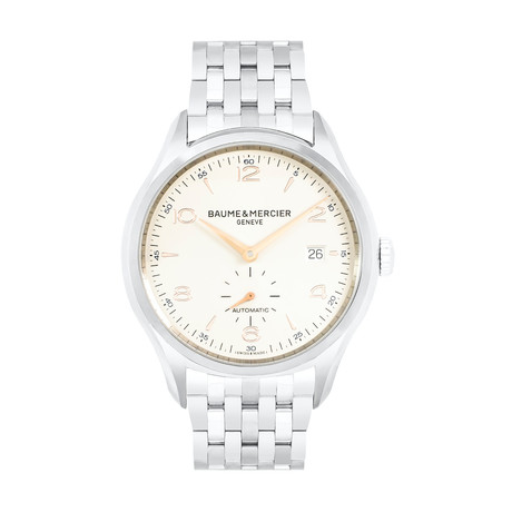 Baume & Mercier Clifton Automatic // MOA10141 // Store Display
