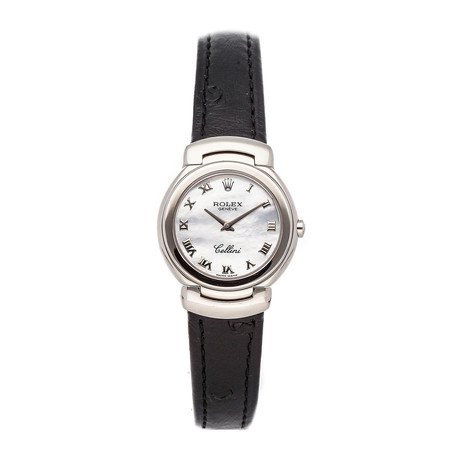 Rolex Ladies Cellini Quartz // 6621/9 // A Serial // Pre-Owned
