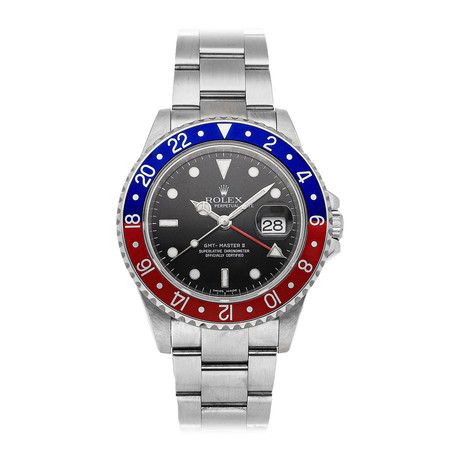 Rolex GMT-Master II Automatic // 16710 // M Serial // Pre-Owned