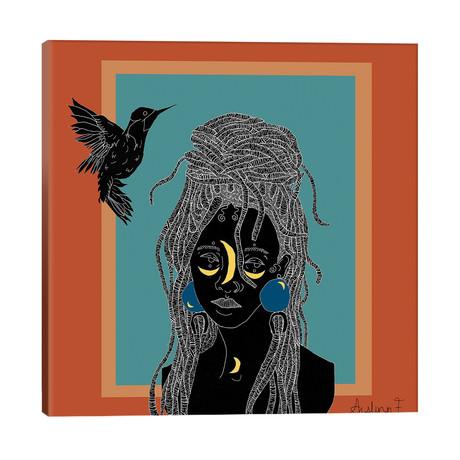 Caged Bird - Orange // Aislinn Finnegan