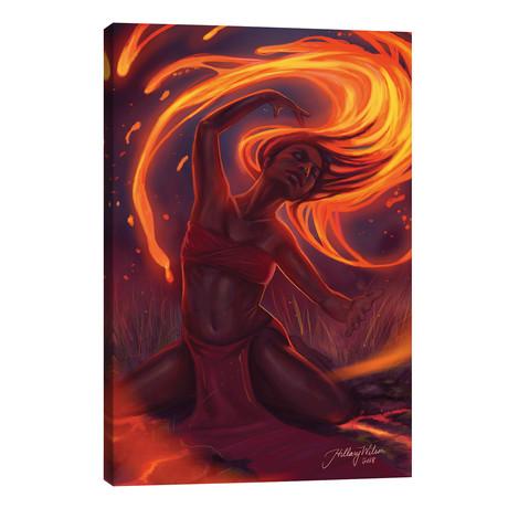 Fire Dance // Hillary D Wilson