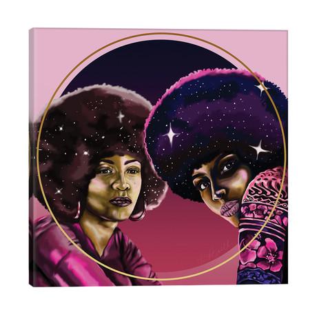Angela And Assata // Poetically Illustrated