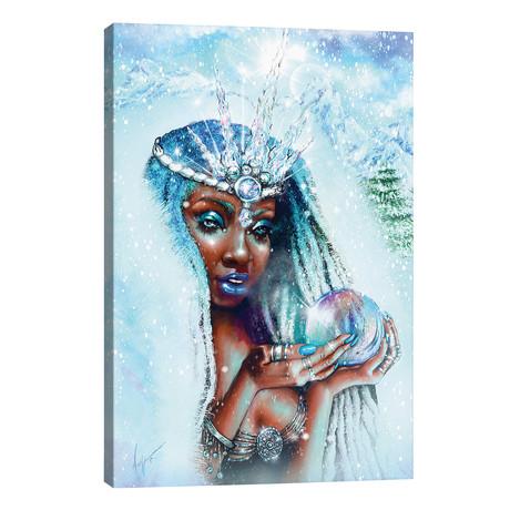 Winter Goddess // Sheeba Maya