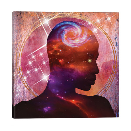 I Am The Universe // Yvonne Coleman Burney
