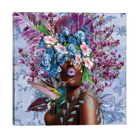Women In Bloom - Purplicious // Yvonne Coleman Burney