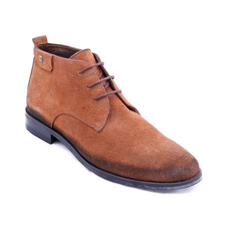 Suede Chukka Boots // Tabaco (Euro: 38)