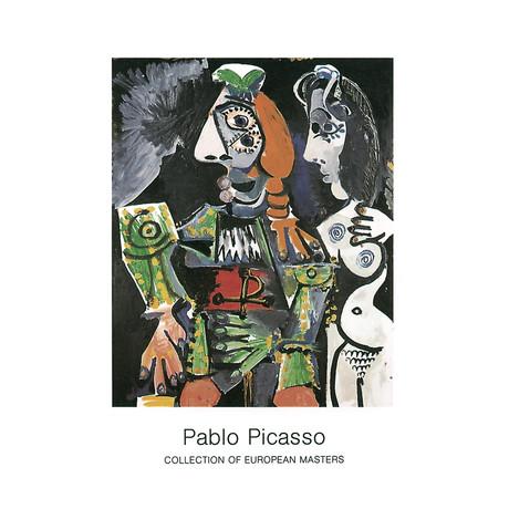 Pablo Picasso // Matador E Femme Nue // Offset Lithograph