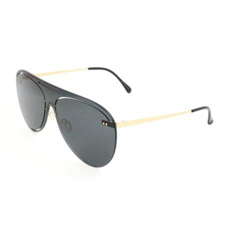 Men's Studio Sunglasses // Black