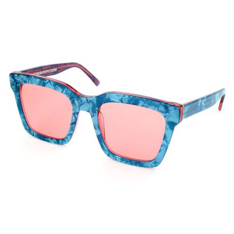 Women's Alto Sunglasses // Blue