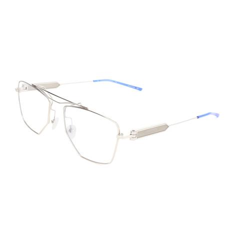 Men's CKNYC1912 Optical Frames // Silver