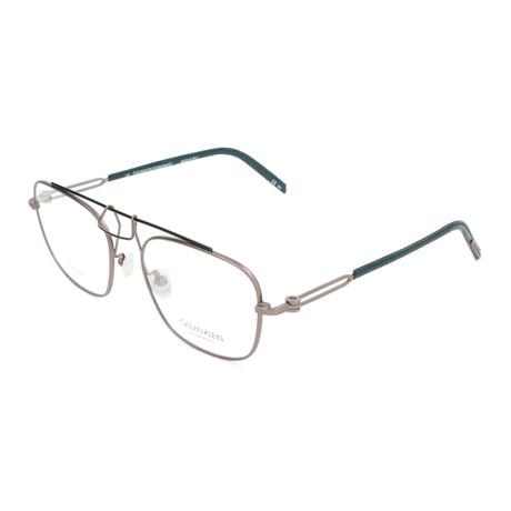 Men's CKNYC1810 Optical Frames // Gunmetal