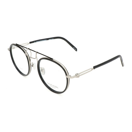 Unisex CKNYC1870 Optical Frames // Black
