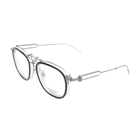 Men's CKNYC1883 Optical Frames // Black + Crystal Smoke