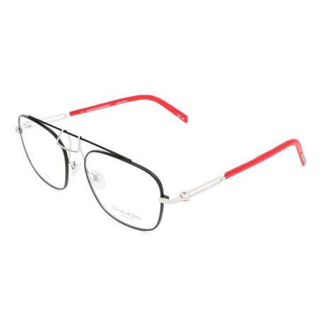 Men's CKNYC1810 Optical Frames // Black