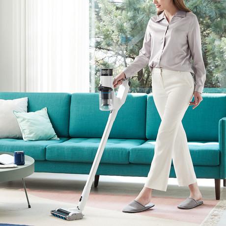 Omni Power UV+ Cordless Stick Allergen Vacuum