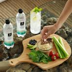 Aqua Carpatica // Naturally Sparkling Mineral Water // 16.9oz // 24 Pack