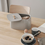 Emma // Bread Box (Gray)