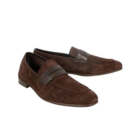 Asola Penny Loafers V2 // Brown (US: 7)
