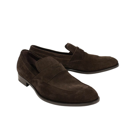 Penny Loafers // Brown (US: 7)