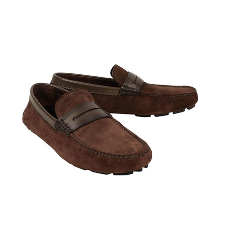 Morris New Driver Shoes // Brown (US: 7)
