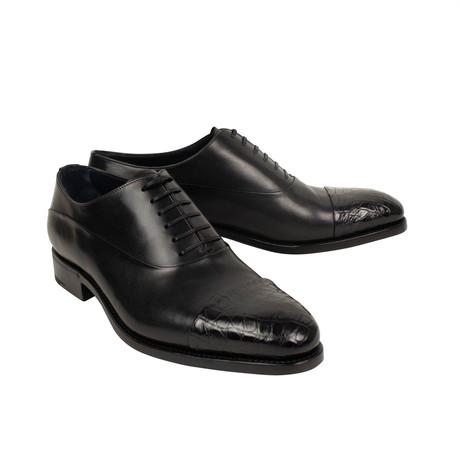 Oxford Shoes V1 // Black (US: 7)