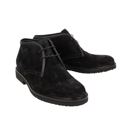 Chukka Boots // Black (US: 7)