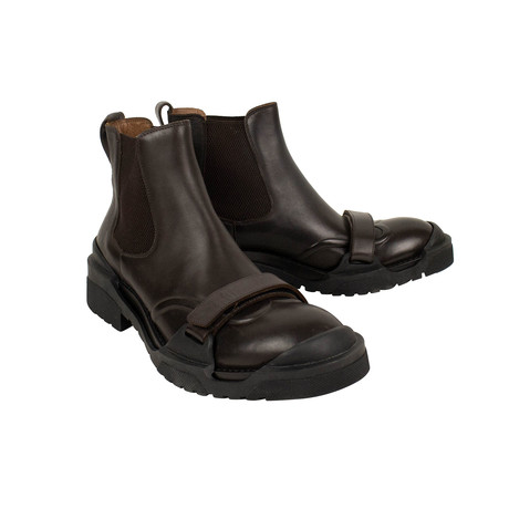 Chelsea Ankle Boots // Brown (US: 7)