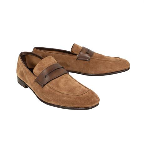 Asola Penny Loafers V1 // Brown (US: 7)