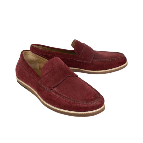Loafer Fascetta Shoes // Red (US: 7)