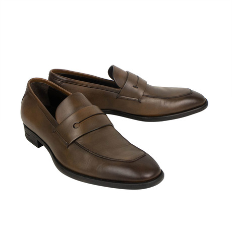 L'asola Loafers // Brown (US: 7)