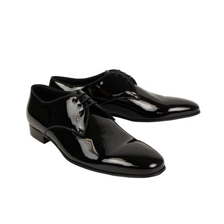 Derby Shoes // Black (US: 7)