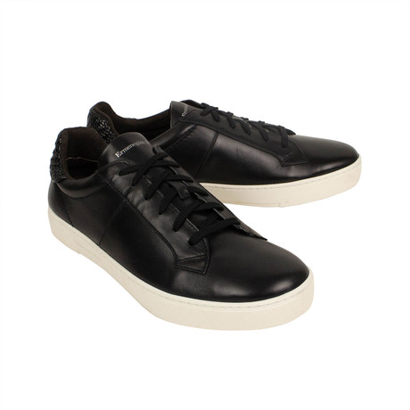 Vittorio Sneakers // Black (US: 7)