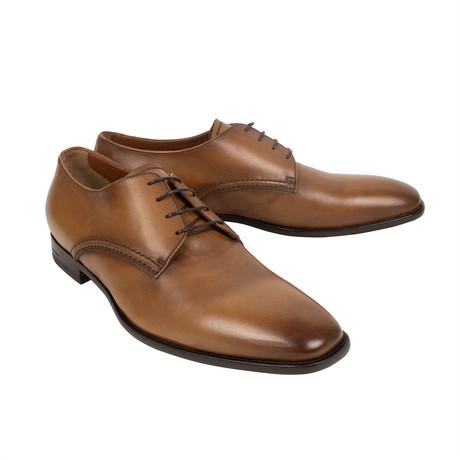 Renato Derby Shoe // Brown (US: 7)