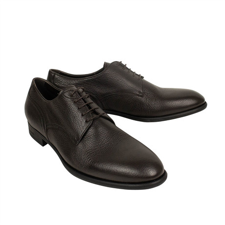 Oxford Shoes // Brown (US: 7)