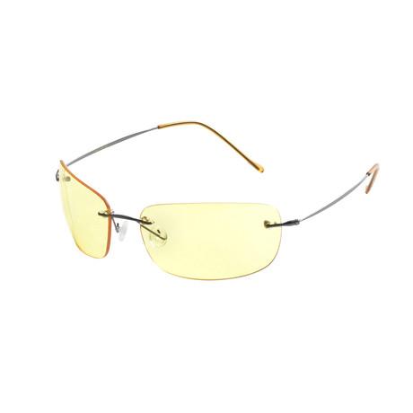 Eagle Eyes Optic // Ultralite NL Night-Driving Glasses // Gunmetal