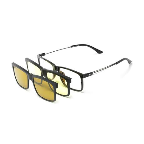 Eagle Eyes Optic // 3-in-1 Classic System Multipurpose Eyeglasses