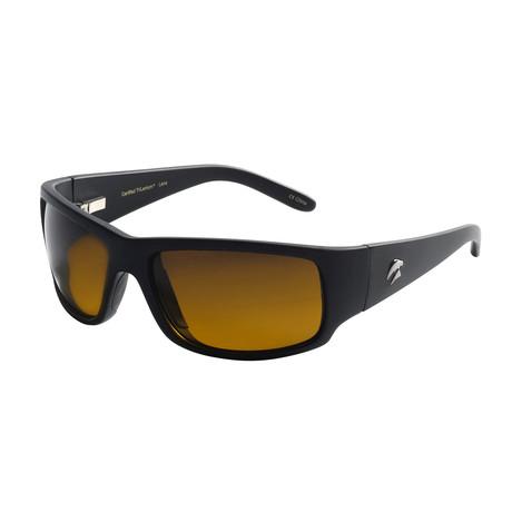 Eagle Eyes Optic // Cozmoz Polarized Sunglasses // Black + Gradient