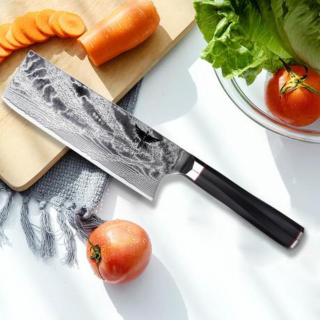 Nakiri Chef Knife