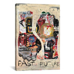 "Past Future // Diego Tirigall (26""W x 40""H x 1.5""D)"