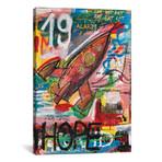 """Hope // Diego Tirigall (26""""W x 40""""H x 1.5""""D)"""