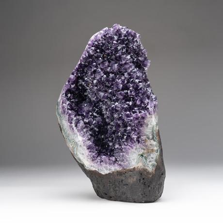 Amethyst Crystal Cluster V.2